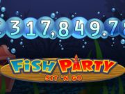 Fish and party Sit and Go
