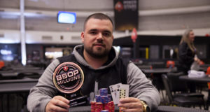 Pedro Padilha campeão do 6-handed Turbo Knockout do BSOP Millions