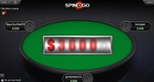 Spin and Go - PokerStars