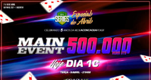 Especial de Abril do Brasil Poker Live