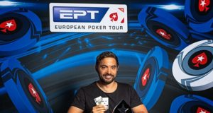 Timothy Adams - Campeão Single Day High Roller - EPT Monte Carlo