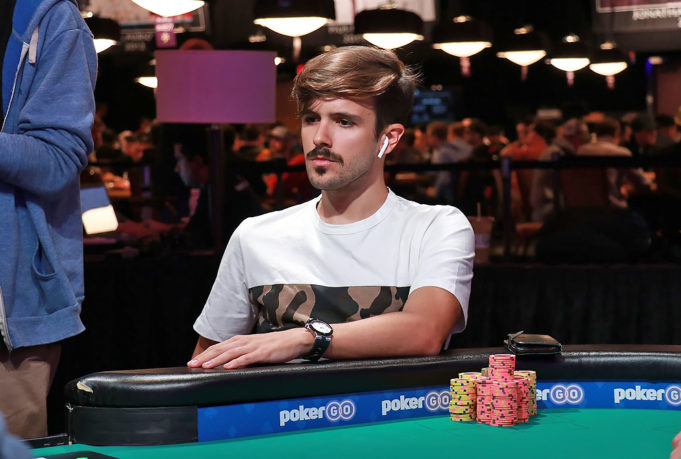 Yuri Martins - Evento 51 - WSOP