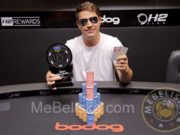 Robson Junior - Super High Roller - IPF