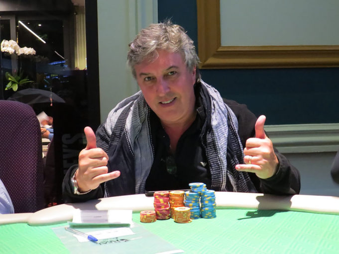 Marcelo Ferro - SPF - Vegas Poker Club