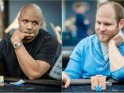Phil Ivey e Sam Greenwood