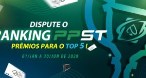 Ranking do PPST no PPPoker