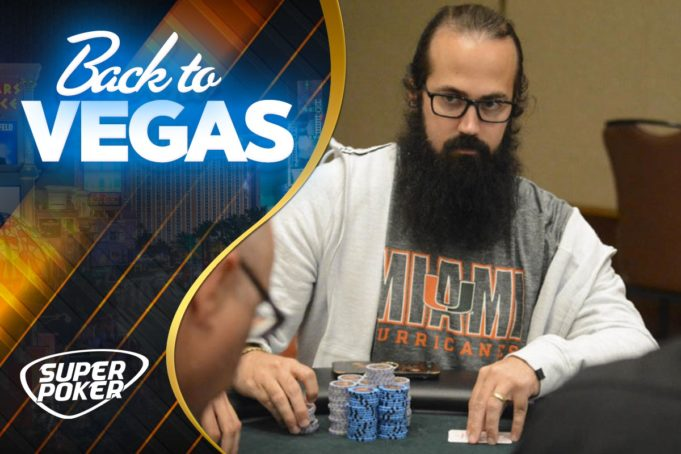 Back to Vegas: Jason Mercier