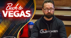 Back to Vegas: Daniel Negreanu
