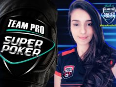 Anna Clara Boscolo, classificada à Semifinal Online do SuperPoker Team Pro