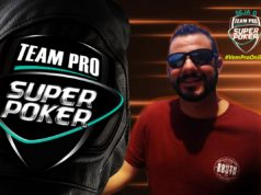 Danilo Ramos, classificado à Semifinal Online do SuperPoker Team Pro