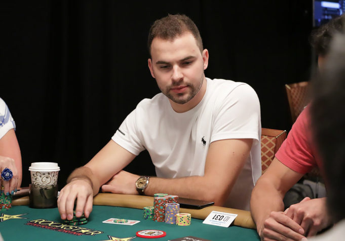Renan Bruschi é o Brasil na FT do Mini Main Event WPT Championship