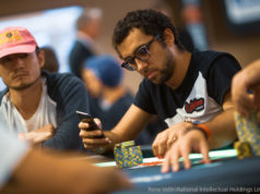 Rafael Moraes é o brasileiro que acumulou mais fichas para o Dia 3 do Main Event Medium do WCOOP