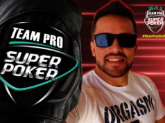Ricardo Lima, classificado à final do SuperPoker Team Pro