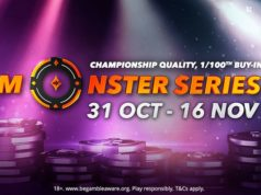 Monster Series volta a ser atração do partypoker a partir do dia 31