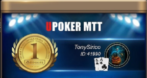 """TonySirico"" terminou no topo do pódio do High Roller 150K"