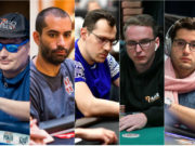 Finalistas do Super High Roller do EPT Online
