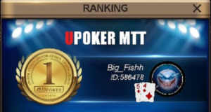 """Big_Fishh"" terminou no topo do pódio do High Roller"