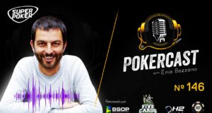 Enio Bozzano é o convidado do 146º episódio do Pokercast