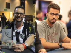 Fellipe Drapichinski e Ivan Limeira forraram pesado no PokerStars