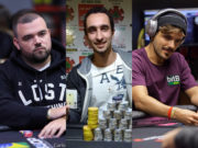 Pedro Padilha, Lúcio Lima e Yuri Martins venceram no High Roller do PokerStars