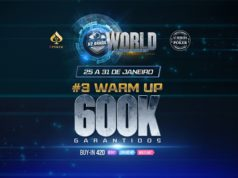 Warm Up 600K é a grande atração da semana no World Championship