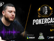 Felipe Phil está no 154º episódio do Pokercast