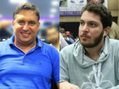 Hermogenes Gelonezi e Francisco Correia estão na FT do Main Event do MILLIONS Online