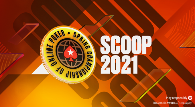 PokerStars antecipou SCOOP para abril