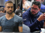 Tauan Naves e Fernando Viana alcançaram a mesa final na versão High do SCOOP