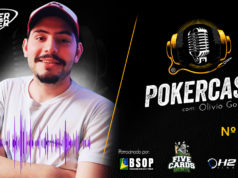 Olívio Gontijo é o convidado do 164º episódio do Pokercast