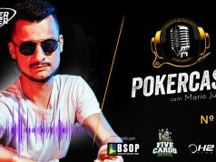Mario Júnior é o convidado do 166º episódio do Pokercast